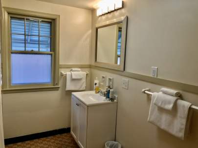 Room Five Bathroom